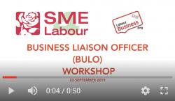 Business Liaison Officer (BuLO) Workshop