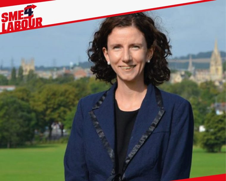 Anneliese Dodds – This is Government's last chance to stem job losses