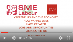 Vapreneurs and the Economy: How Vaping SMEs Have Created Jobs And Opportunities Across The UK