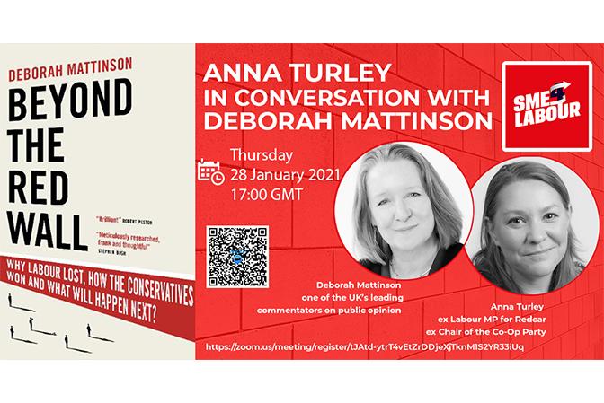 Anna Turley in Conversation with Deborah Mattinson