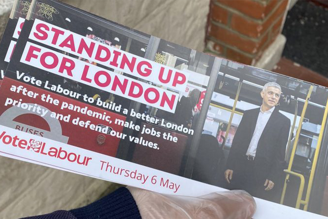 Labour campaigners are back on the doorstep – and making up for lost time